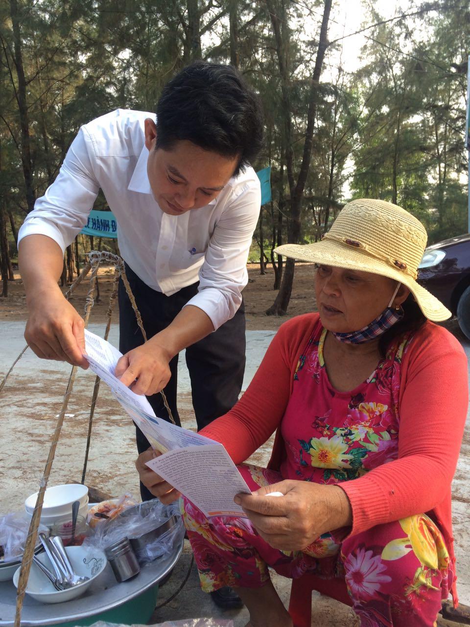 Tuyên truyền chính sách Bảo hiểm xã hội tự nguyện đến người lao động tự do
