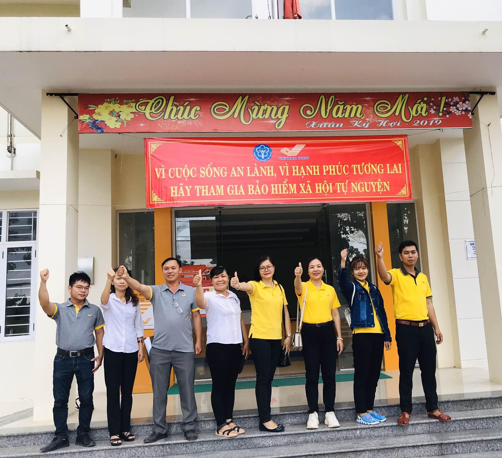 Bưu điện TX Hương Trà sẵn sàng ra quân tuyên truyền và phát triển người tham gia BHXH tự nguyện